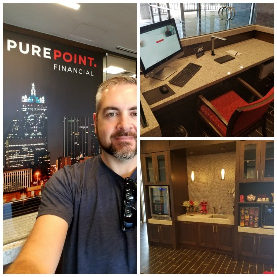 PurePoint Financial Center Visit by PT Money
