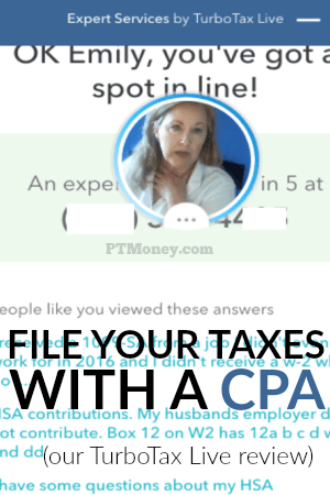 TurboTax Live Review: File Your 2017 Taxes at Home with Expert Help