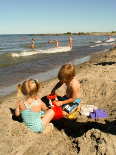 Hamlin Beach State Park (Genesee Region): Hamlin Beach State Park's clear water and sandy beaches, along with its 264 tent and trailer campsites, bring thousands of visitors to the park each year.