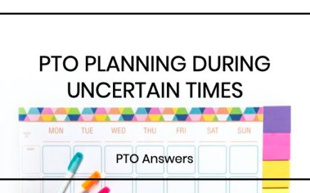 PTO PTA Planning in Uncertain Times
