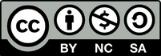 クリエイティブ・コモンズ・ライセンス(CCライセンス):cc by-nc-sa