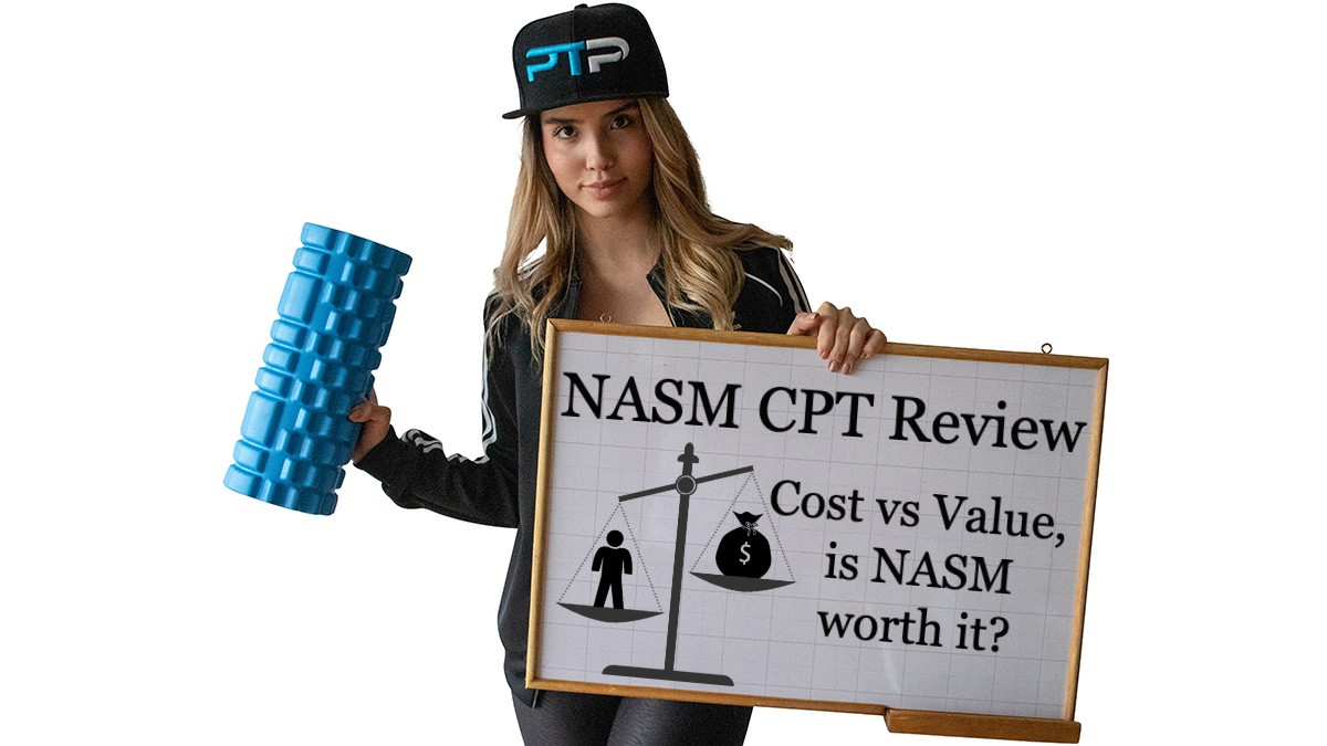 NASM CPT Review - NASM Cost vs Value, is NASM worth it?