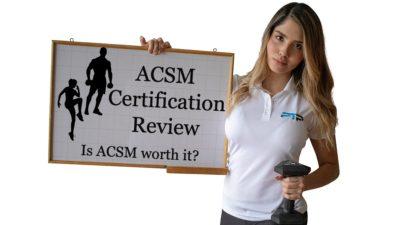 ACSM CPT Review [year] - ACSM Cost vs Value, Is ACSM worth it?