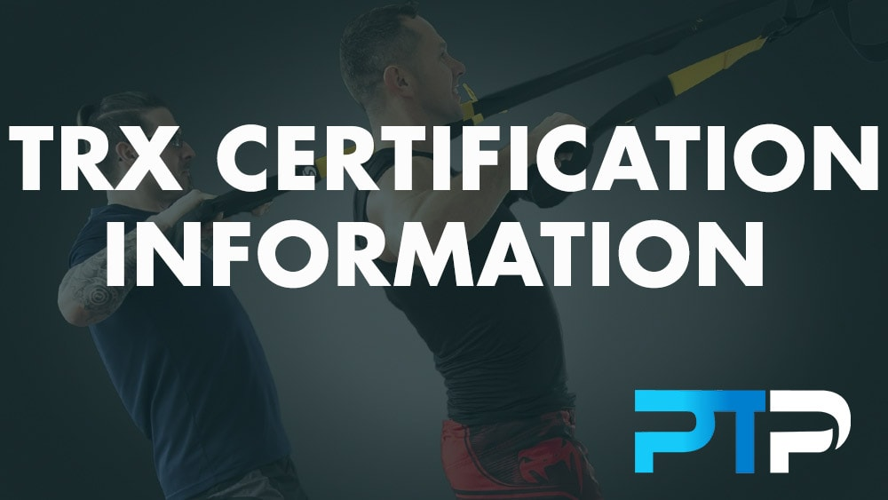 TRX Certification Information