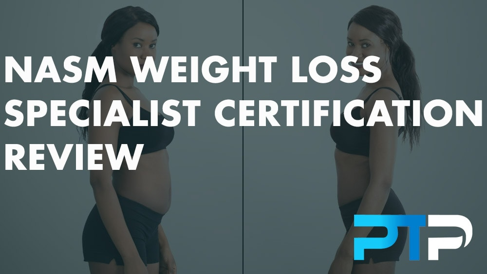 NASM Weight Loss Specialist Certification Review