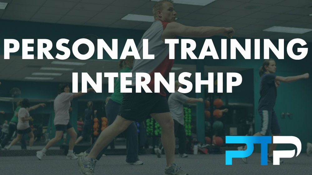 Personal Training Internship