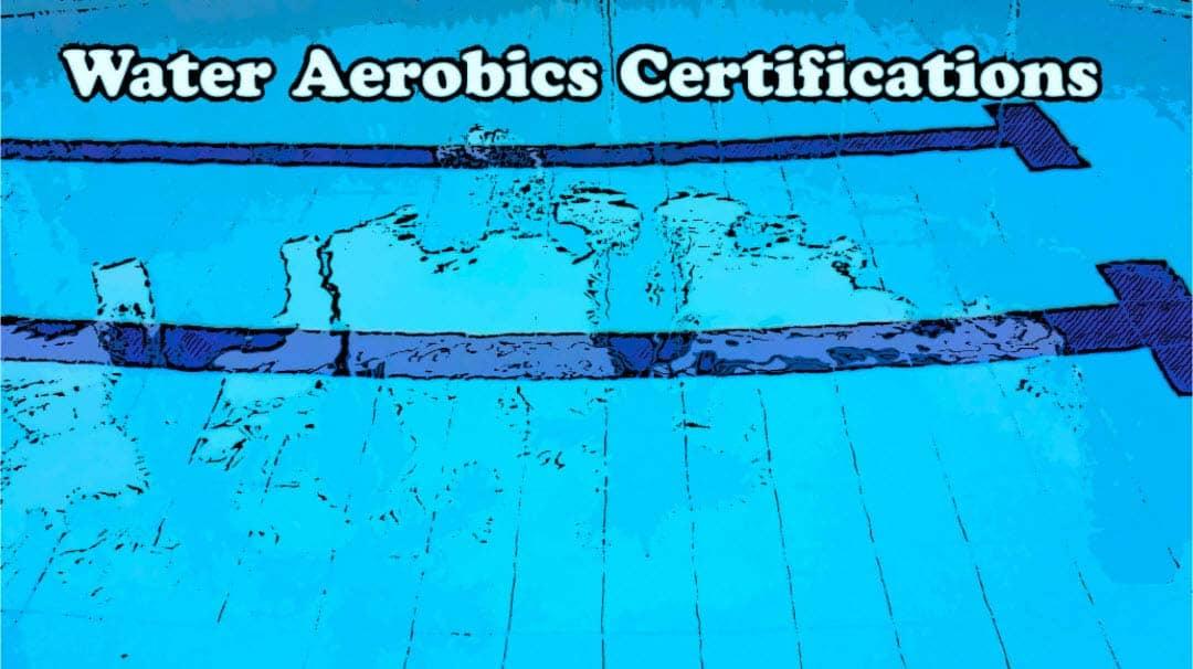 Water Aerobics Certification - Let's get Splashing 55