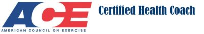 The ACE (American Council on exercise) health coach certification