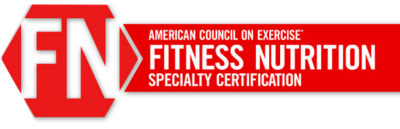 The ACE (American Council on exercise) Fitness Nutrition Specialist (FNS)