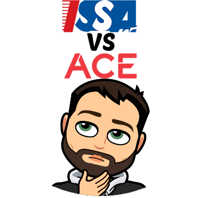 ACE vs ISSA - Let's See which one you Should Choose in [year]! 55