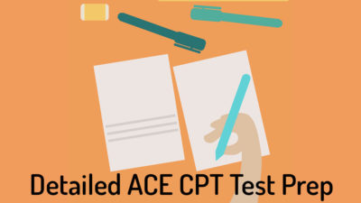 ACE Test Prep [year] - How to pass the ACE CPT Exam First Try!