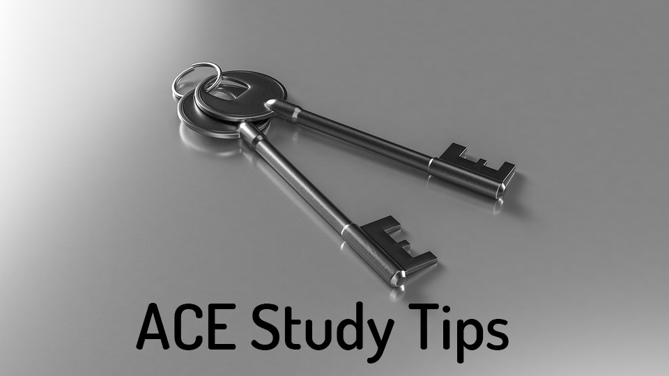 ACE study tips