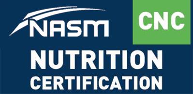 NASM CNC Certified Nutrition Coach