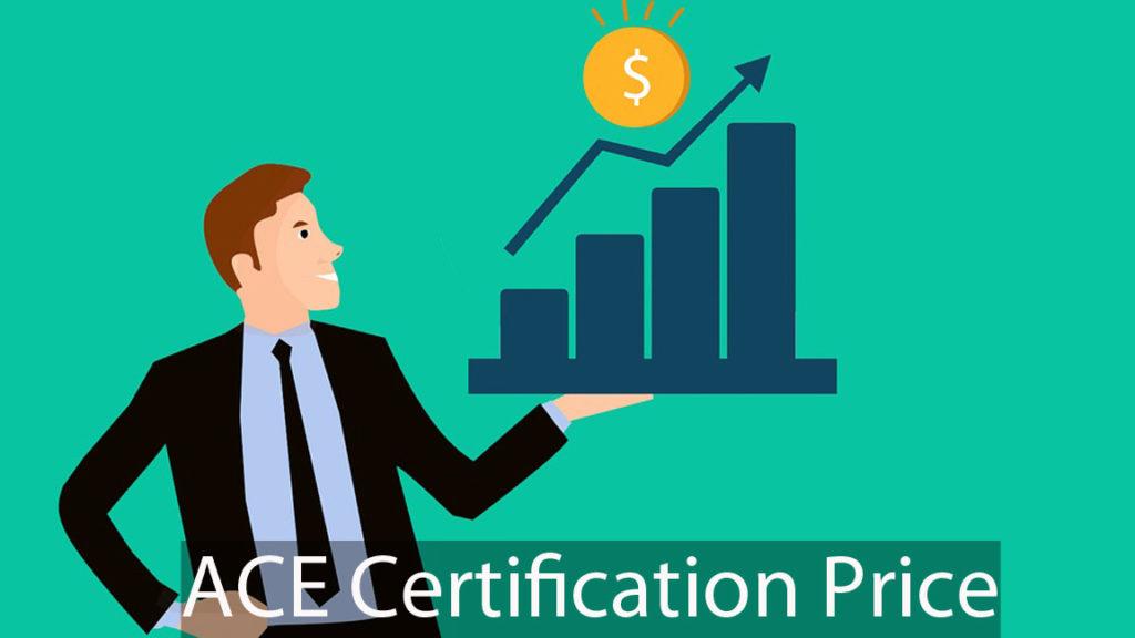Ace certification price