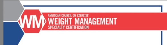 ACE Weight Management Specialist