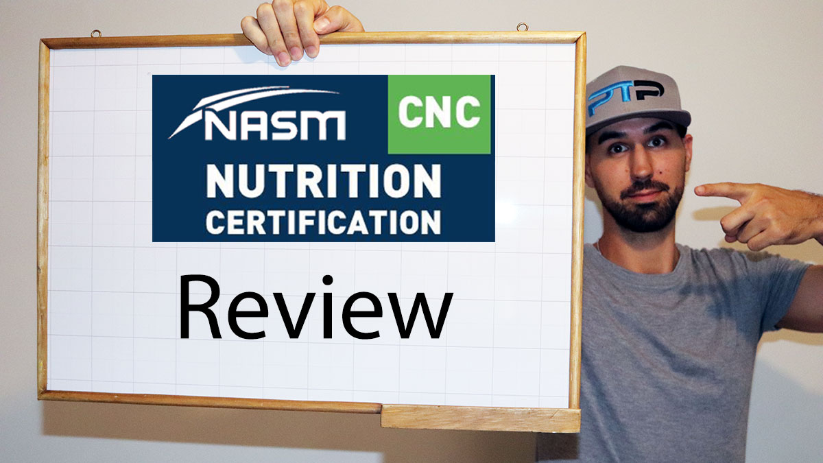 NASM Nutrition Certification Review 2020 - NASM CNC Review 33