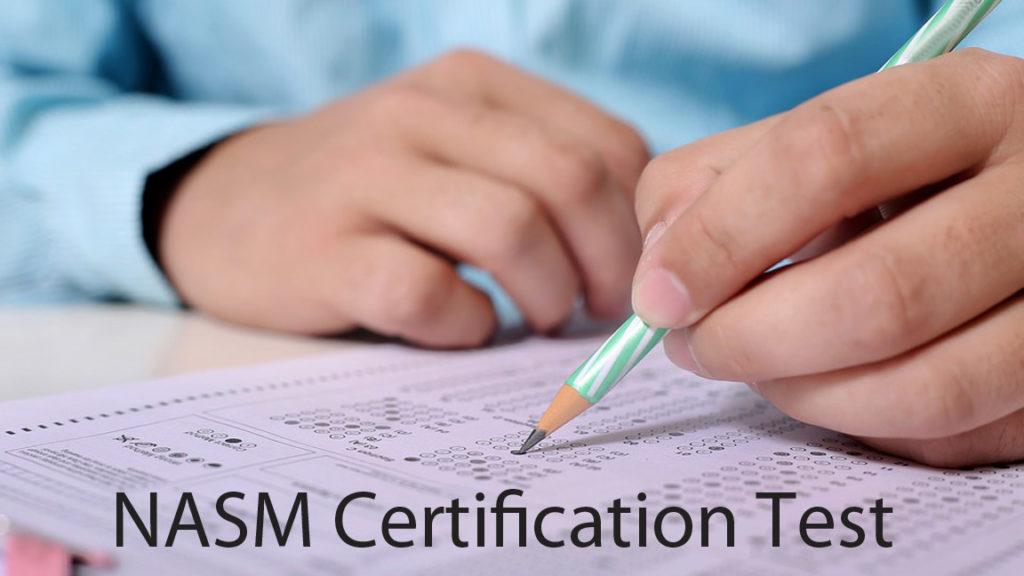 NASM CPT Certification Test