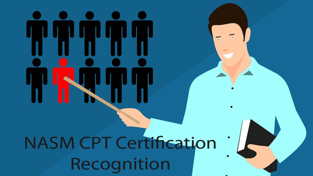 NASM CPT Certification Recognition