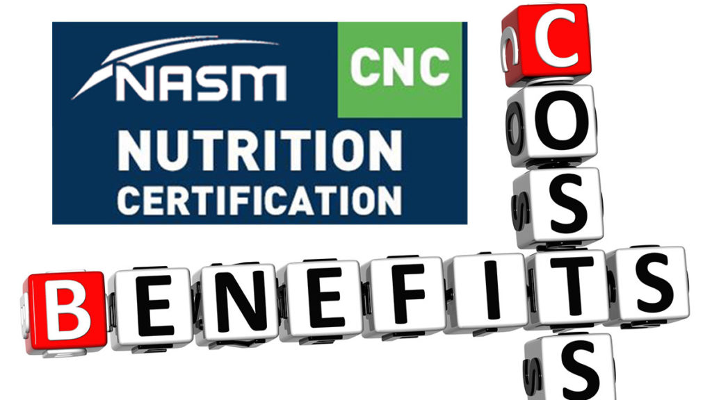 NASM Nutrition Certification Review [year] - NASM CNC Review 62