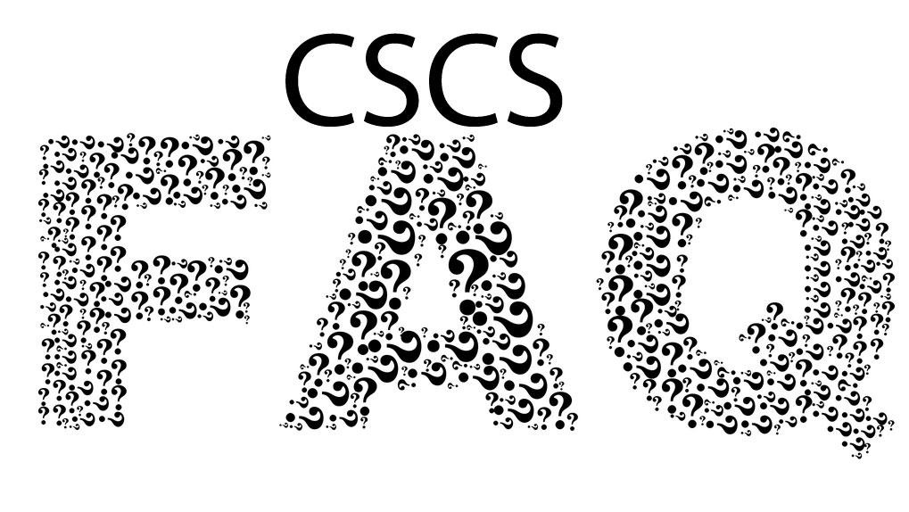 NSCA CSCS Test FAQ