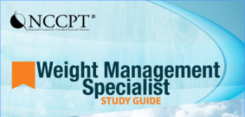 NCCPT Weight Management Specialist