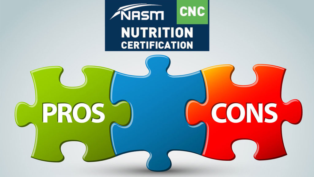 NASM Nutrition Certification Review [year] - NASM CNC Review 55
