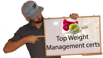 Weight Management Certifications