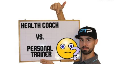 Health Coach vs Personal Trainer? Let's see the difference!