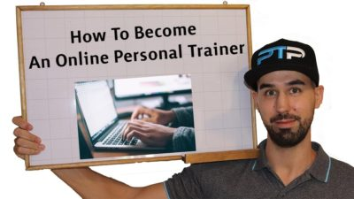 How to become an online personal trainer in [year] - The Full Guide