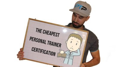 The Cheapest Personal Trainer Certification