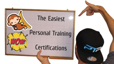 The Top 10 Easiest Personal Training Certifications in [year]
