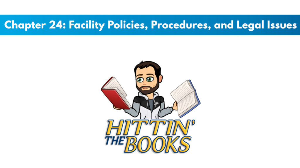 CSCS Study Guide Chapter 24