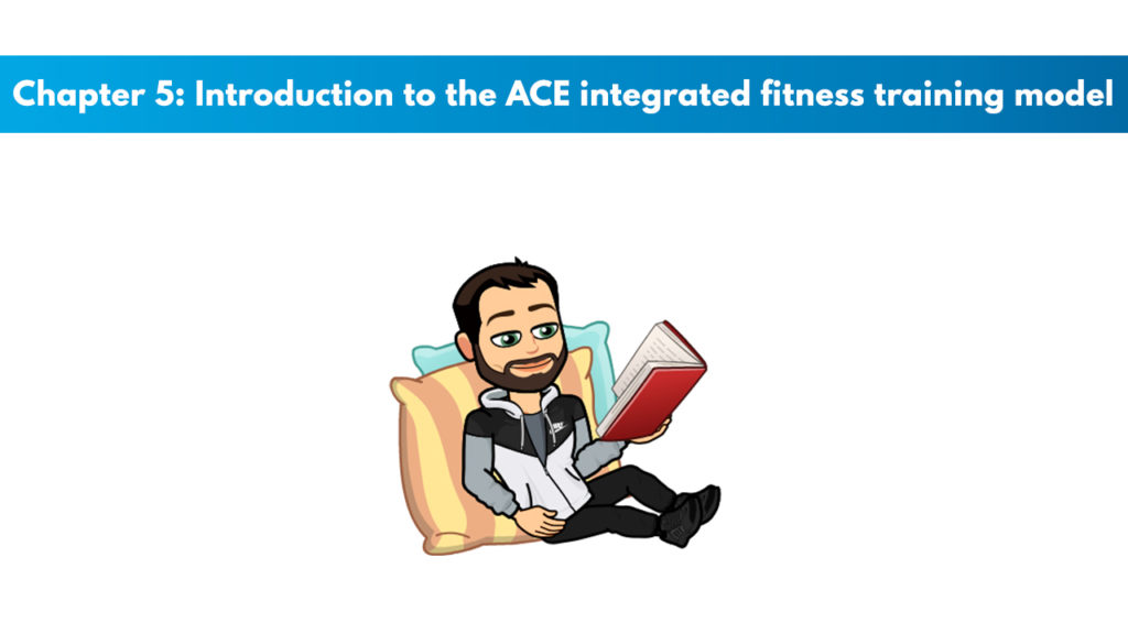 ACE Study Guide Chapter 5