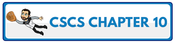 CSCS Chapter 11: Performance-Enhancing Substances and Methods 2