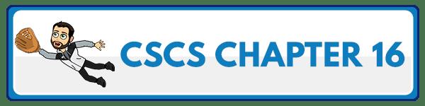 CSCS Chapter 17: Program Design for Resistance Training 2