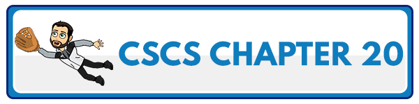 CSCS Chapter 21: Periodization 2