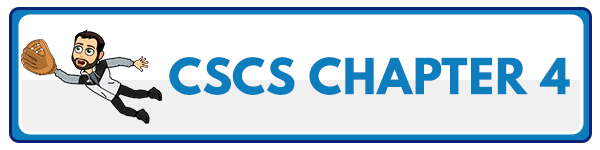 CSCS Chapter 5: Adaptations to Anaerobic Training Programs 2