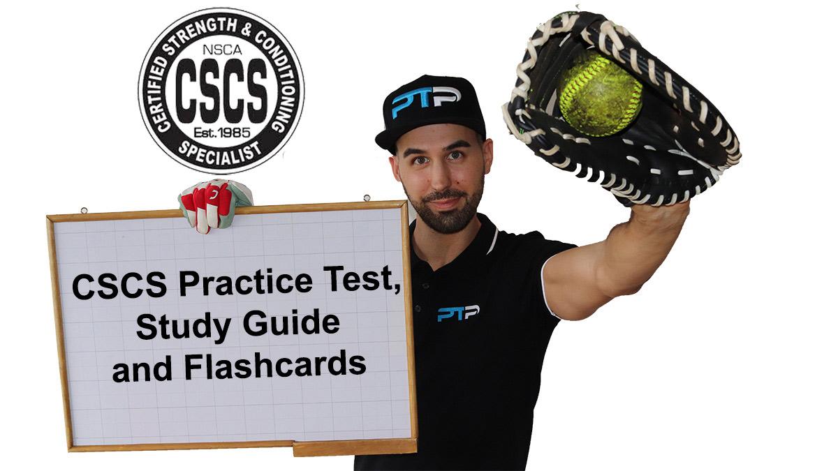 CSCS Study Guide, CSCS Practice Exam, CSCS Flashcards