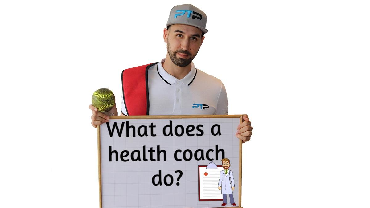 What does a health coach do
