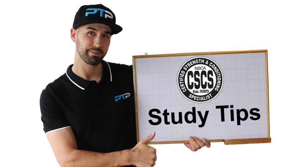 CSCS Study tips