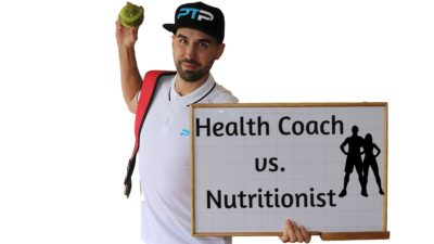 Health Coach vs. Nutritionist