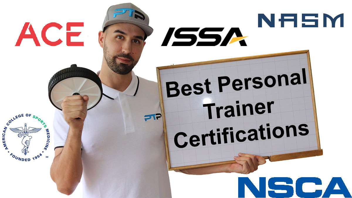 Best Personal Trainer Certification Programs