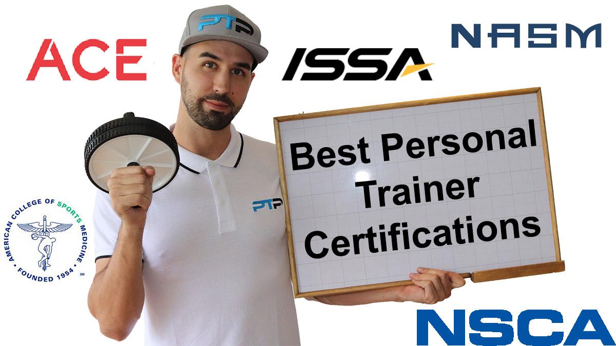 Best Personal Trainer Certification Programs