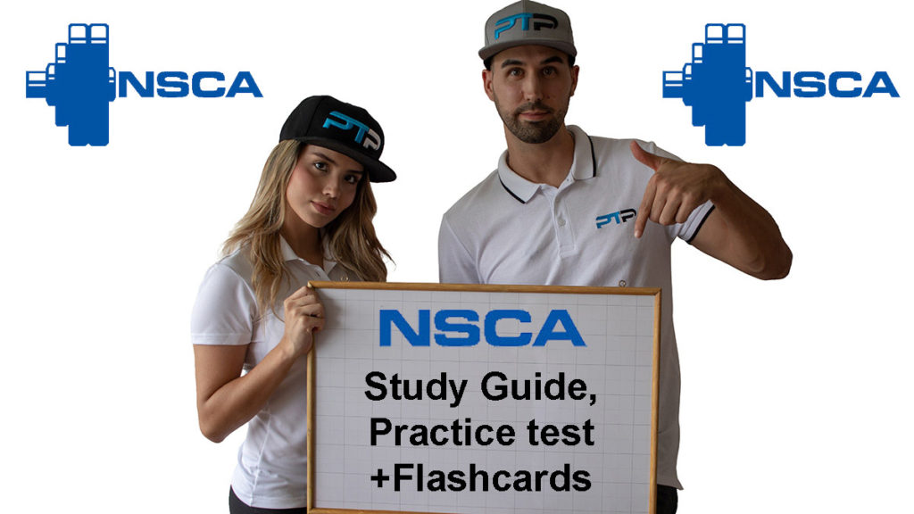 FREE NSCA Study Guide + NSCA Practice test + Flashcards
