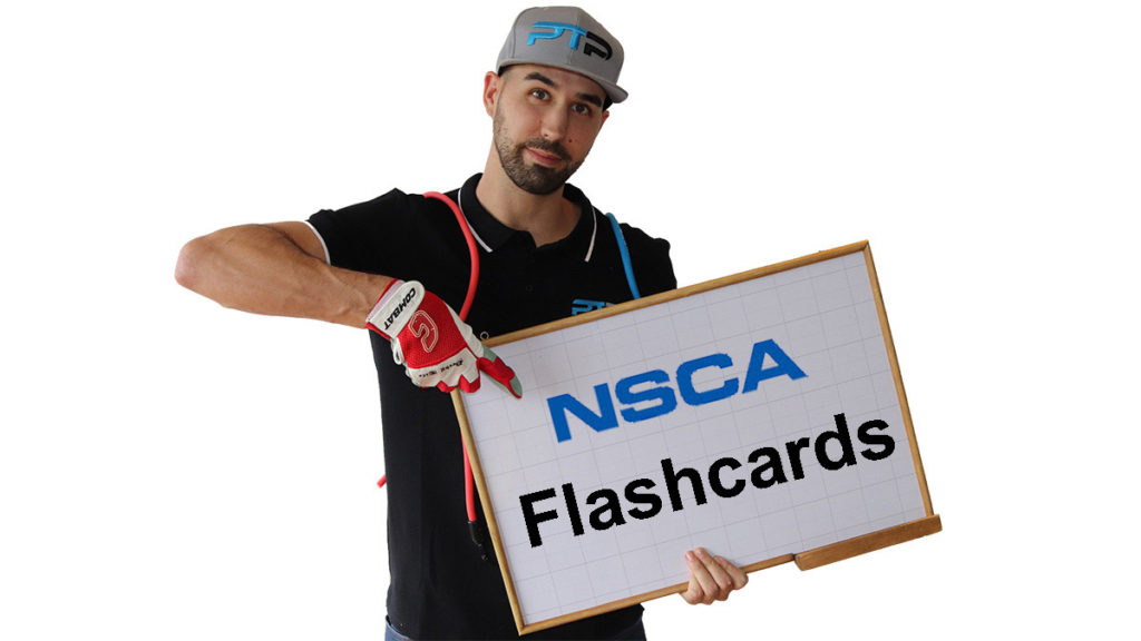 NSCA Flashcards