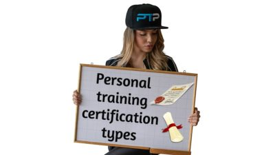 Personal Training Certification Types To Choose From In [year]