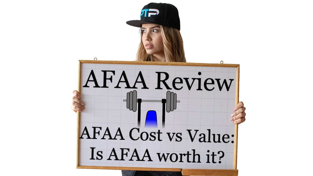 AFAA Review - AFAA Cost vs Value, Is AFAA worth it?