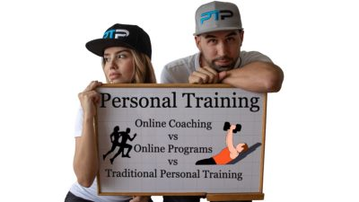 Personal Training: Online Coaching vs Online Programs vs Traditional Personal Training