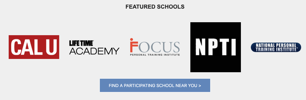 Who is the NASM Academic Partner School designed for?