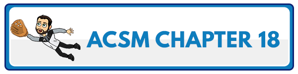 ACSM CPT Chapter 19: Advanced Program Options 2